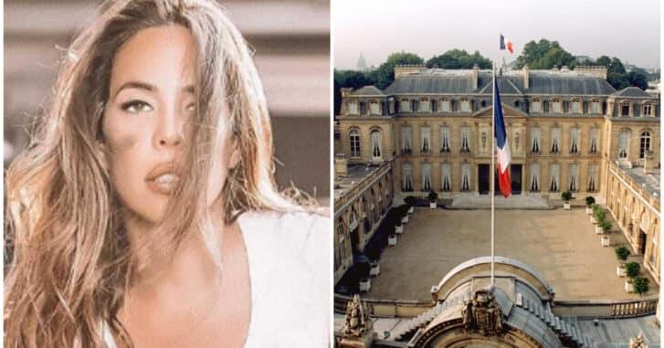 Kim Glow : très énervée contre le gouvernement français, elle prend la parole