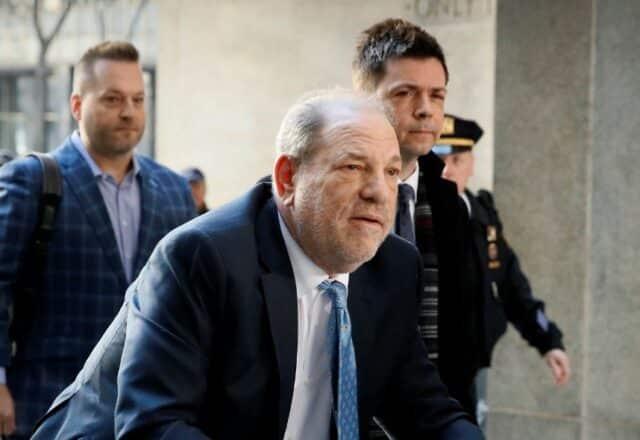 Harvey Weinstein, les testi**les ensang**ntées : une femme qu'il tentait de violer s'est défendue