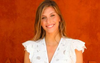 Camille Cerf en couple : elle officialise à Roland-Garros
