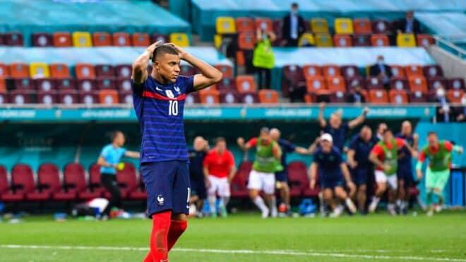 Kylian Mbappé : ses premiers mots déchirants après avoir éliminé la France de l'Euro 2020...