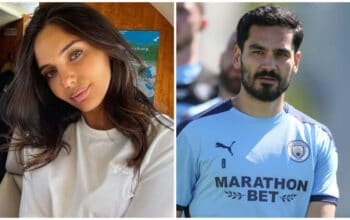 Sara (LPDLA8) : elle officialise sa relation avec le footballeur allemand Ilkay Gundogan