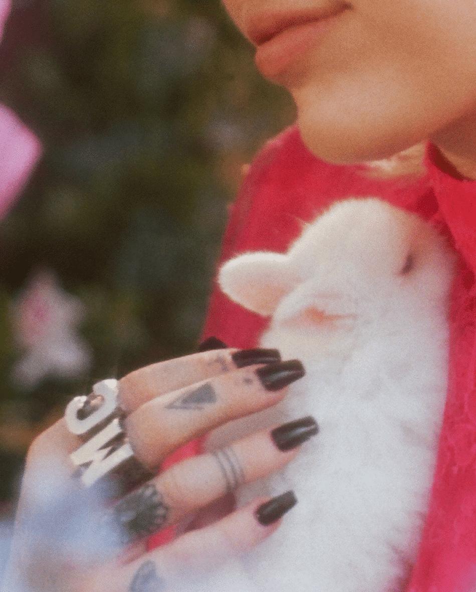 Miley Cyrus égérie Gucci