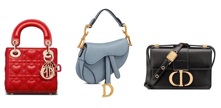 Micro sac Dior