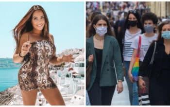 Kim Glow : son opinion sur le port du masque lui attire de nombreuses critiques
