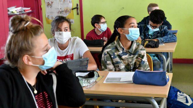 Covid-19 : découvrez les départements où le masque ne sera plus obligatoire à l'école !