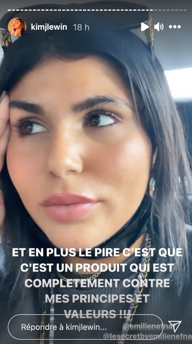 Émilie Nef Naf : accusée d'avoir volé du contenu sur ses réseaux sociaux