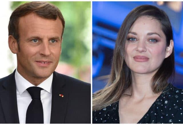 'Elle me fait chier' : Emmanuel Macron très remonté contre Marion Cotillard